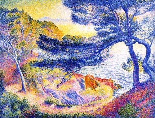 Cap Layet, Provence. 1904 CROSS