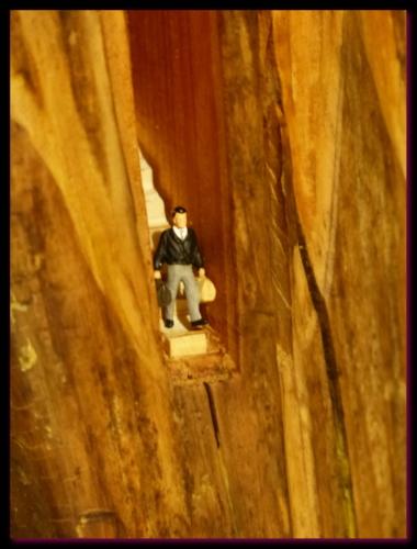 Hommage à Magritte.
