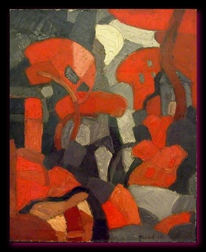L'arbre rouge 1912 Picabia